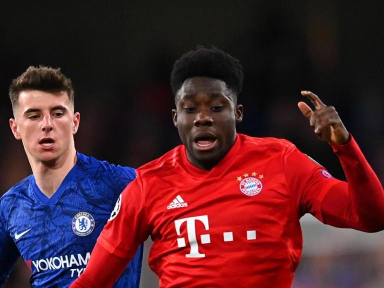 Alphonso Davies epitomises Bayern Munich evolution with dominant display against Chelsea