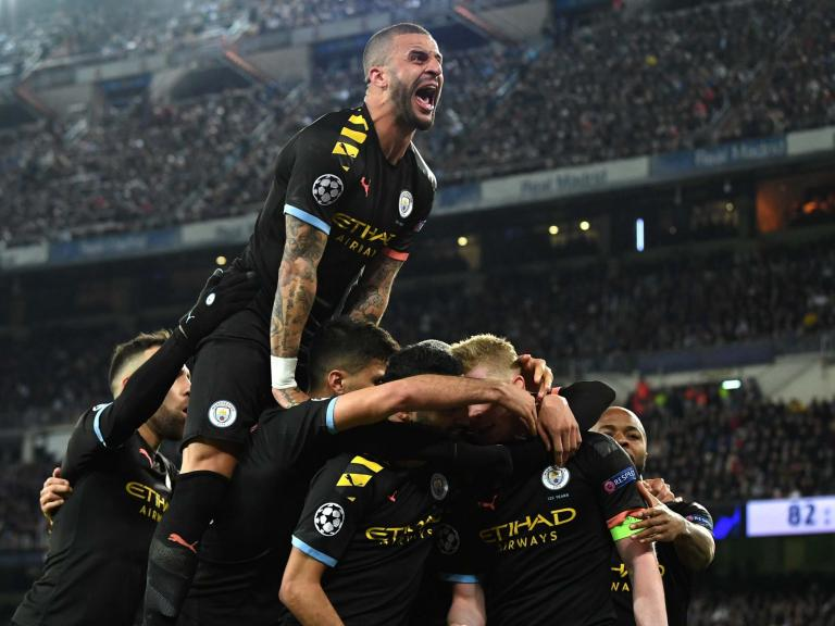 Man City may just have sparked unlikely romance with Champions League after beating Real Madrid