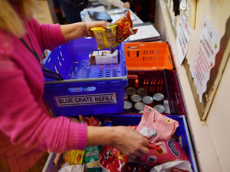 Help The Hungry: Five ways to help your local food bank you might not have thought of