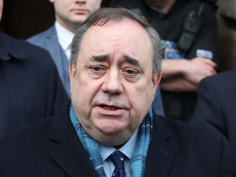 Alex Salmond's lawyer to be investigated over 'sex pest' comment