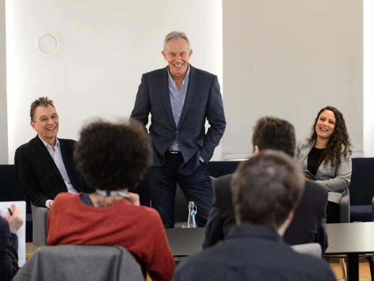 Tony Blair on how Labour can learn from his time in power and win again
