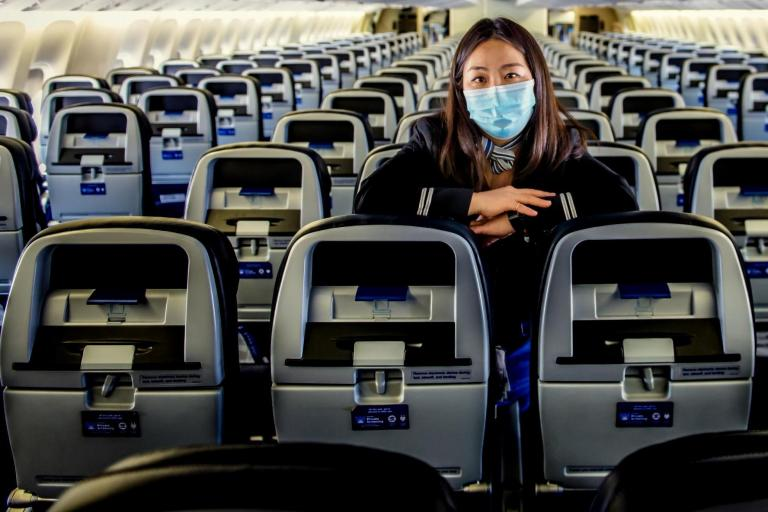 Face masks to become compulsory for air travel