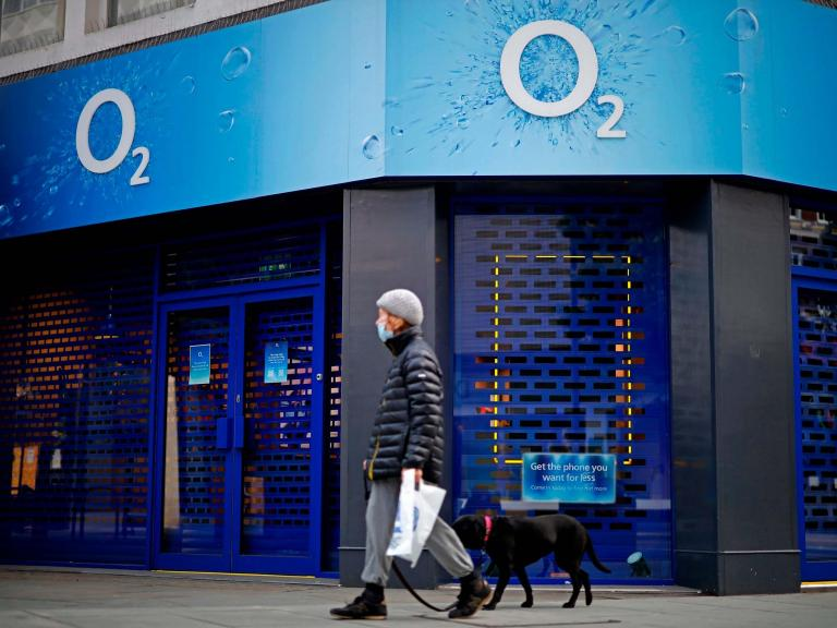 Virgin Media and O2 to merge to create £31bn media and telecoms giant