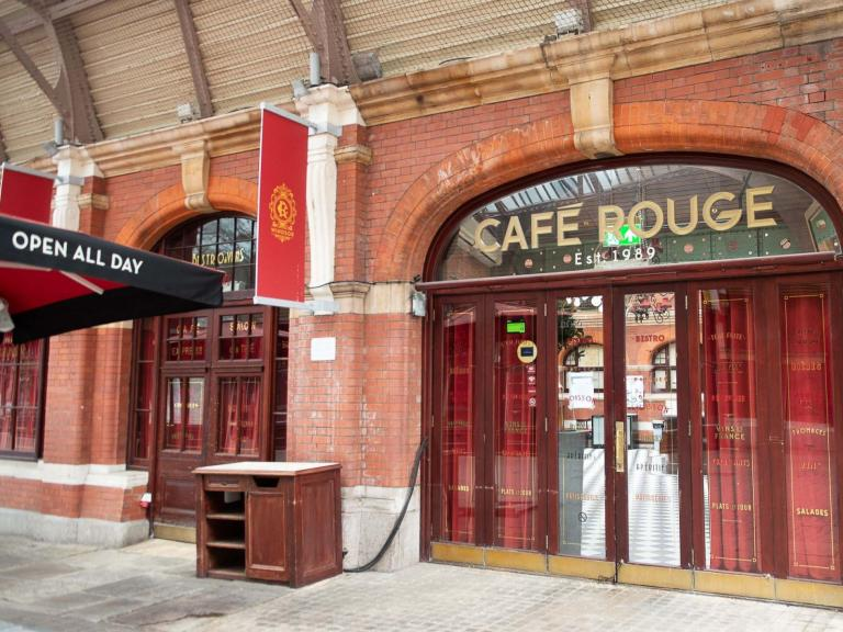 Bella Italia and Café Rouge owner files to appoint administrator, putting 6,000 jobs in doubt