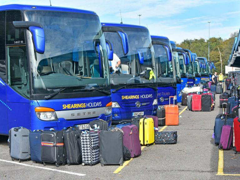 Coronavirus: Shearings coach holiday company collapses into administration