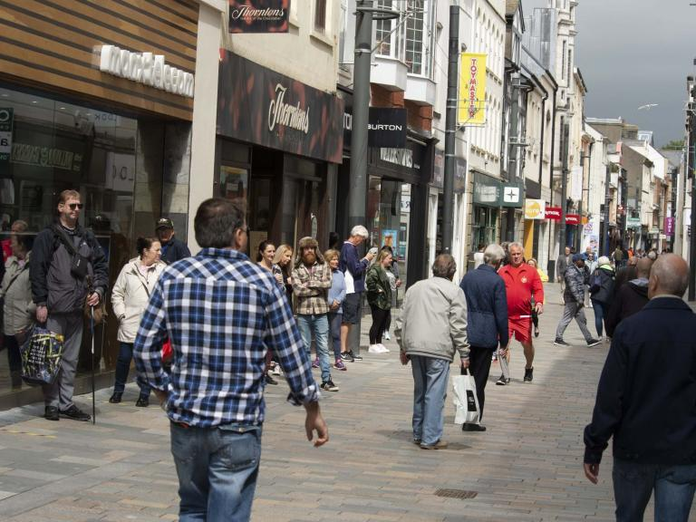 As high streets reopen on 15 June, what will socially distanced shopping be like?