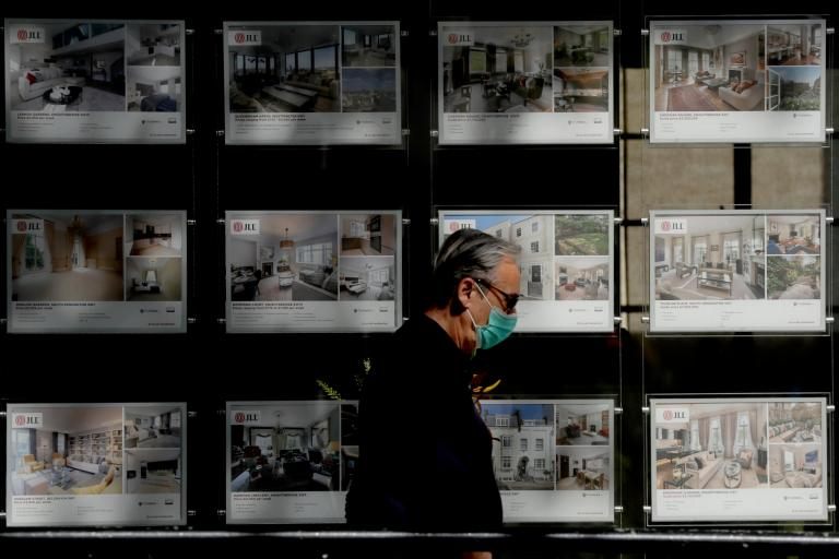 House prices fall at fastest pace in 11 years as coronavirus hits property market