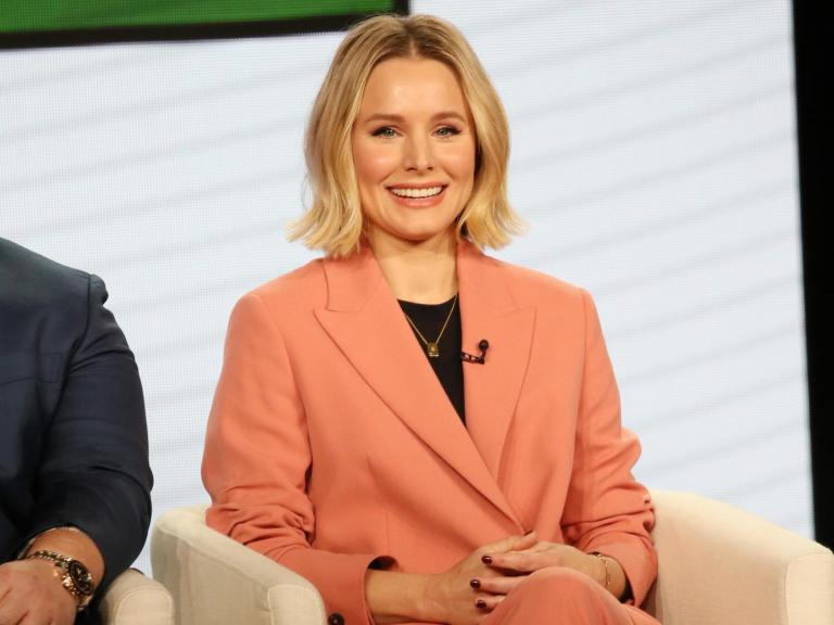 Kristen Bell accused of glorifying 'colourblindness' in children's book