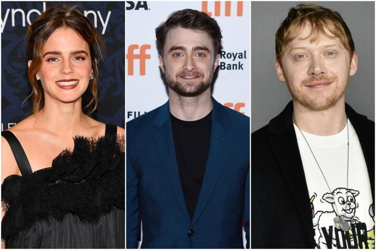 JK Rowling trans row: What have Emma Watson, Daniel Radcliffe and Rupert Grint said in response?
