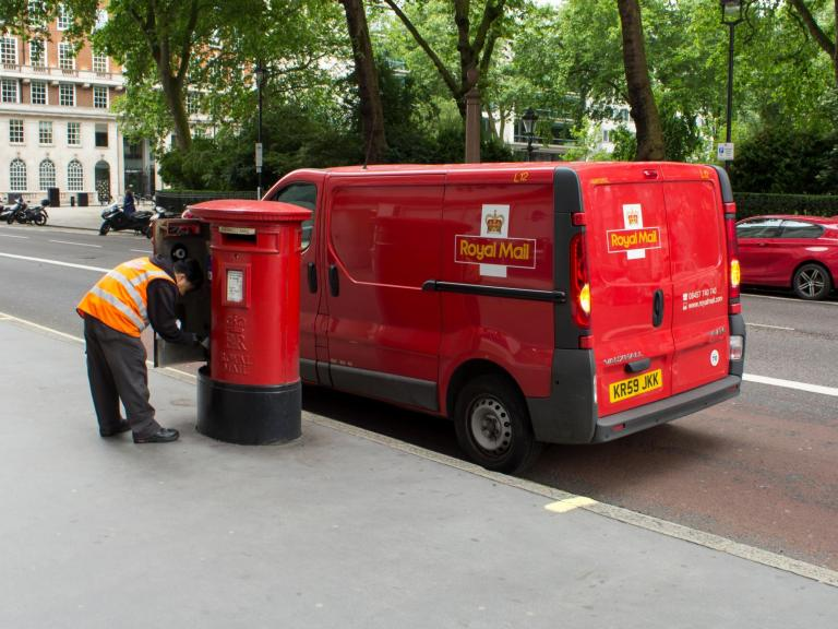 Royal Mail fined £1.6m for delivering letters late and overcharging on stamps
