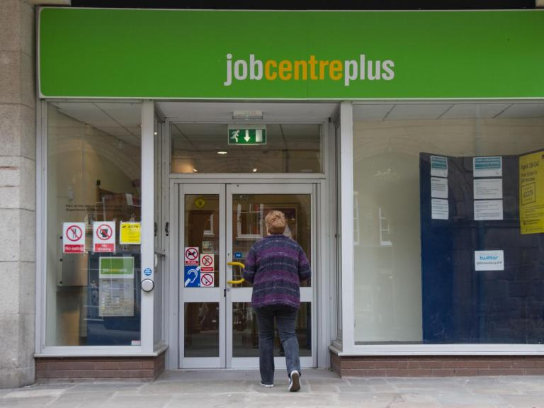 One in seven UK workers could be unemployed this year if second Covid wave hits, OECD warns