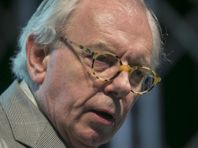 David Starkey dropped by publisher HarperCollins after 'abhorrent' racist comments