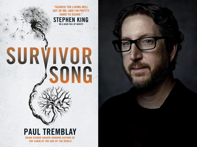 Meet Paul Tremblay, the author whose new pandemic novel came true