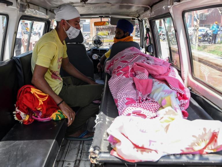 gettyimages 1227879349 - Indian police crackdown on illegal alcohol suppliers after 86 die