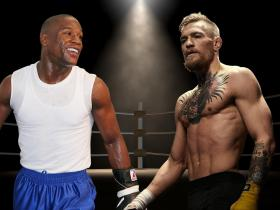 Floyd Mayweather vs Conor McGregor: Andre Berto piles on the ...