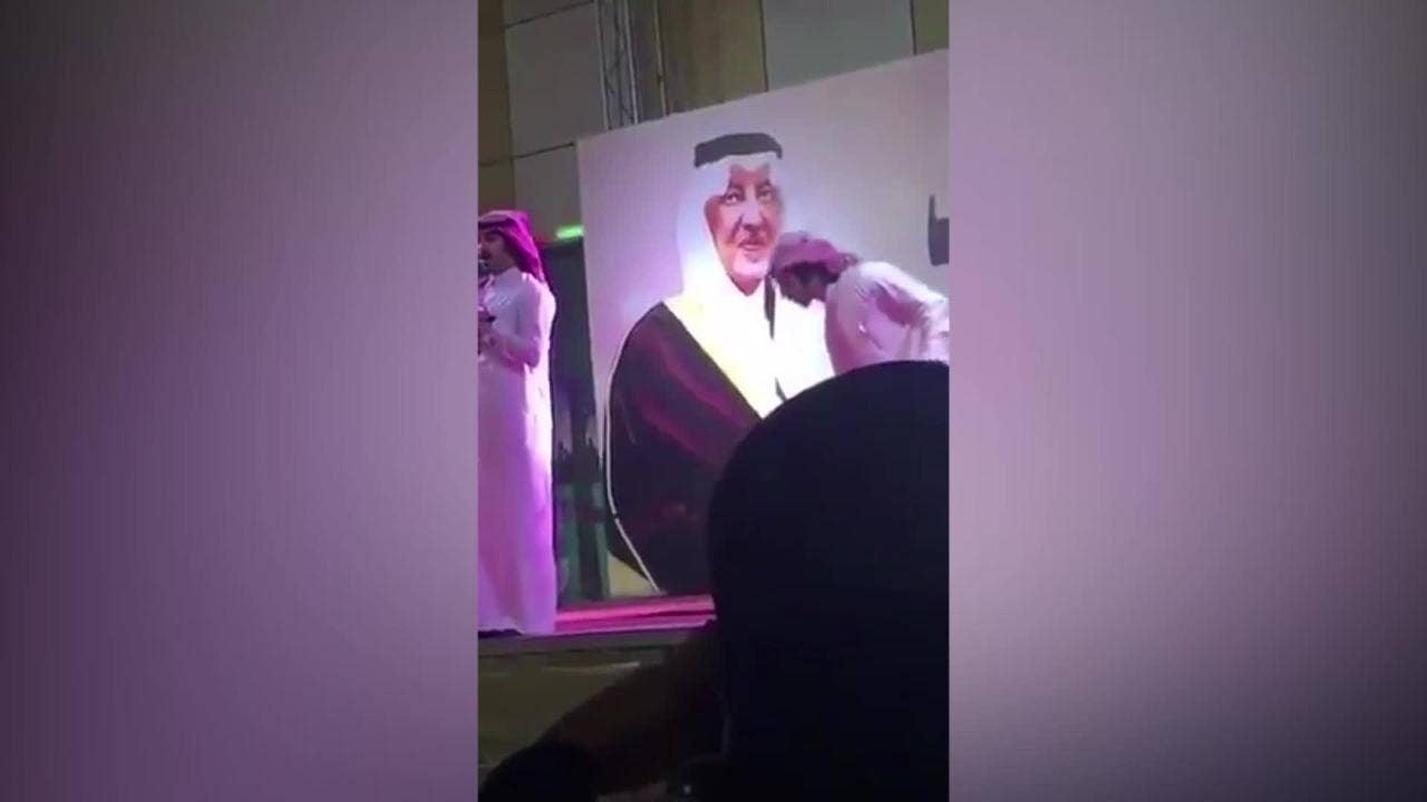 Saudi Police Arrest Singer For On Stage Dab Dance Move The Independent