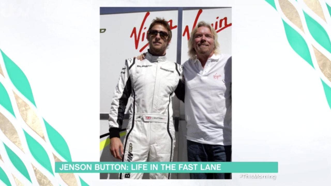 Jenson Button bus turned into a seven star hotel