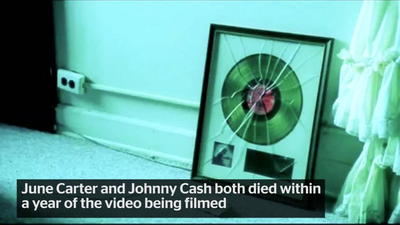 The story behind Johnny Cash\'s \'Hurt\', still the saddest music video ...