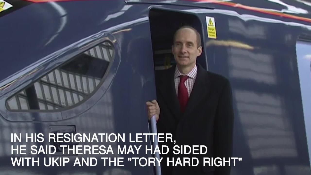 Lord Adonisu0027 resignation letter in full Government