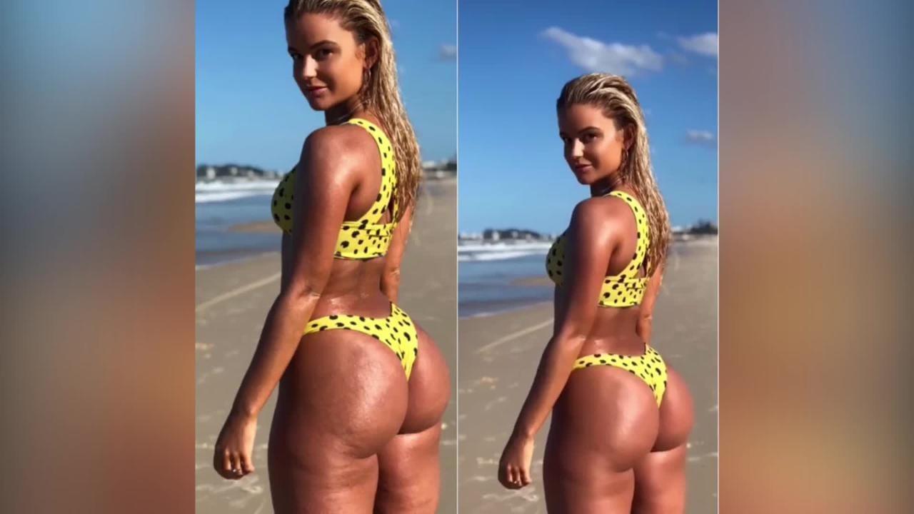 Bikini designer shows how Insta girls create their perfect photos