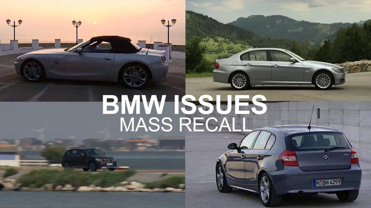 Bmw Recalls 300000 Uk Cars Over Safety Issues The Independent F02 Fuse Box
