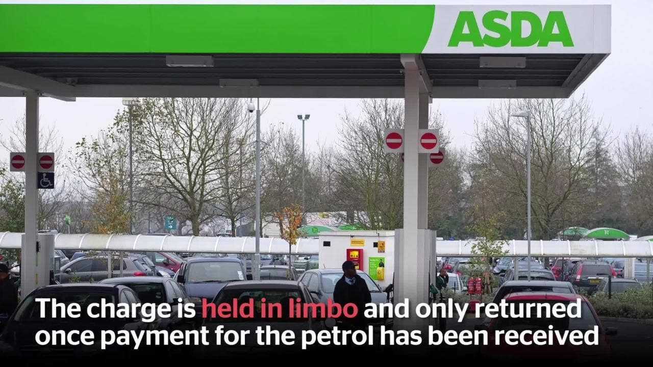 Asda petrol stations introduce 99 pre charge to pay at pump with asda petrol stations introduce 99 pre charge to pay at pump with others expected to follow the independent flashek Gallery