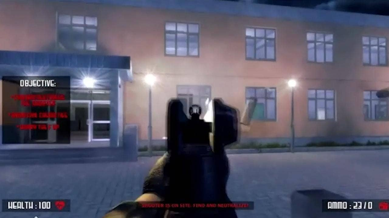 School Shooting Simulation Video Game Pulled Following Outrage From - Online video game design schools
