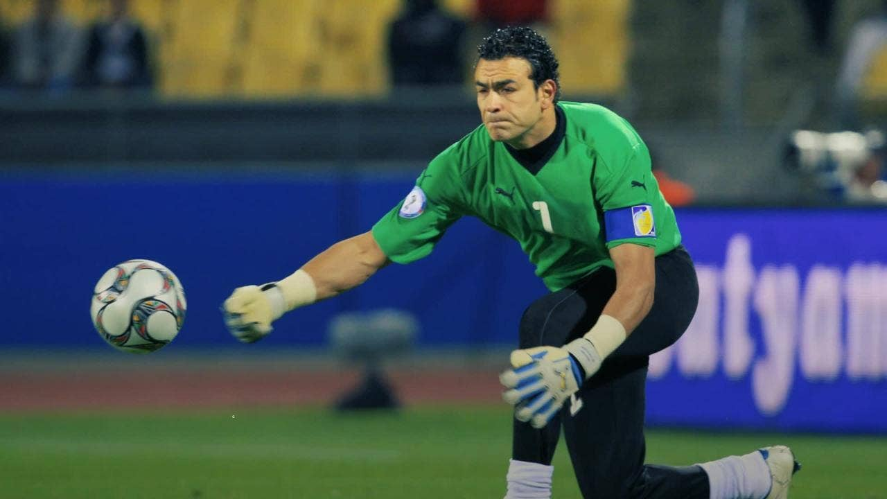 Essam el hadary wife sexual dysfunction