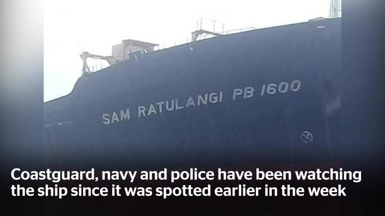 Disappeared nine years ago, the ship was found in Myanmar