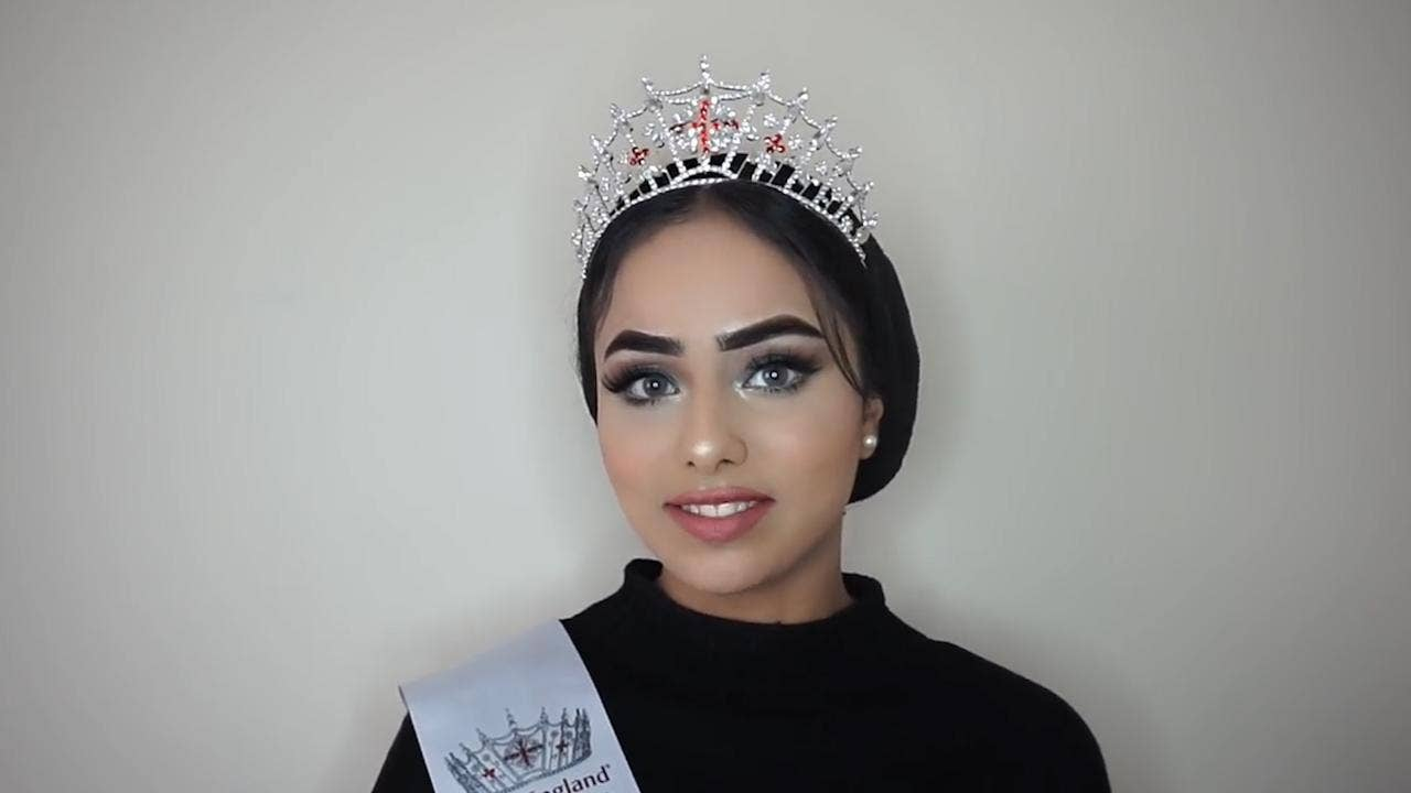 Muslim Student Will Become First Miss England Contestant To Wear A Headpiece Hijab In The Finals Independent