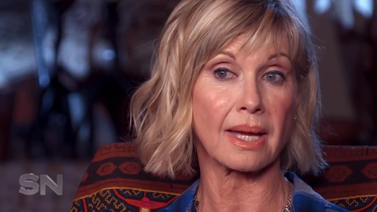 Olivia Newton-John Reveals Breast Cancer Diagnosis picture