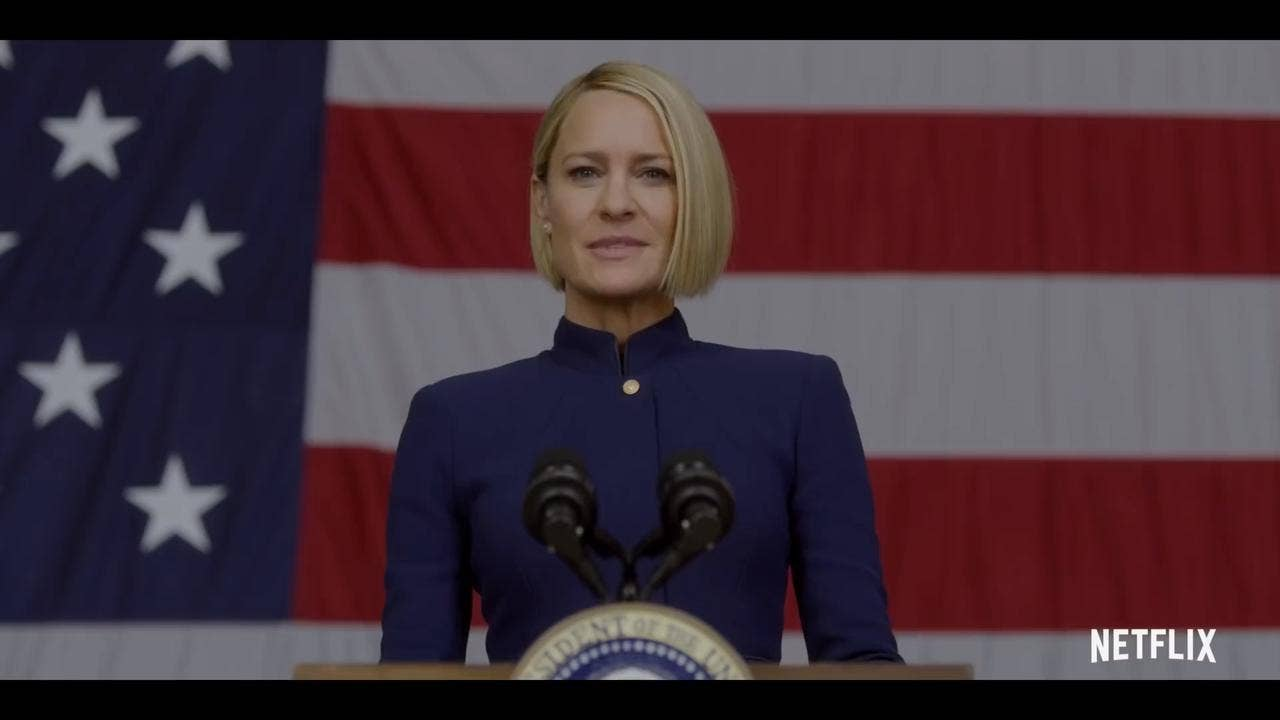 House Of Cards Season 6 Episodes 1 5 Review Frank Underwood