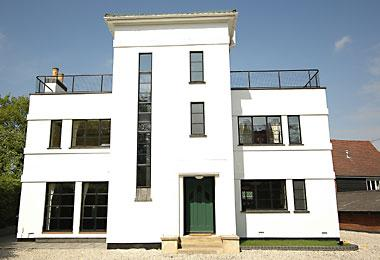 art deco house the independent