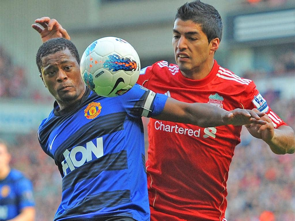 what did suarez say to evra yahoo dating