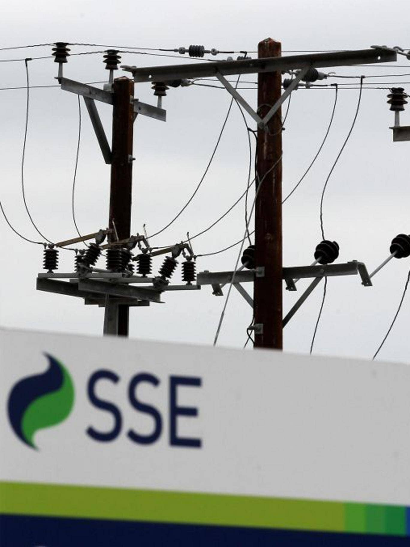 guilty of misleading customers sse fined record 10 5m by ofgem rh independent co uk For Electrical Wall Cord Covers Electrical Floor Cable Cover