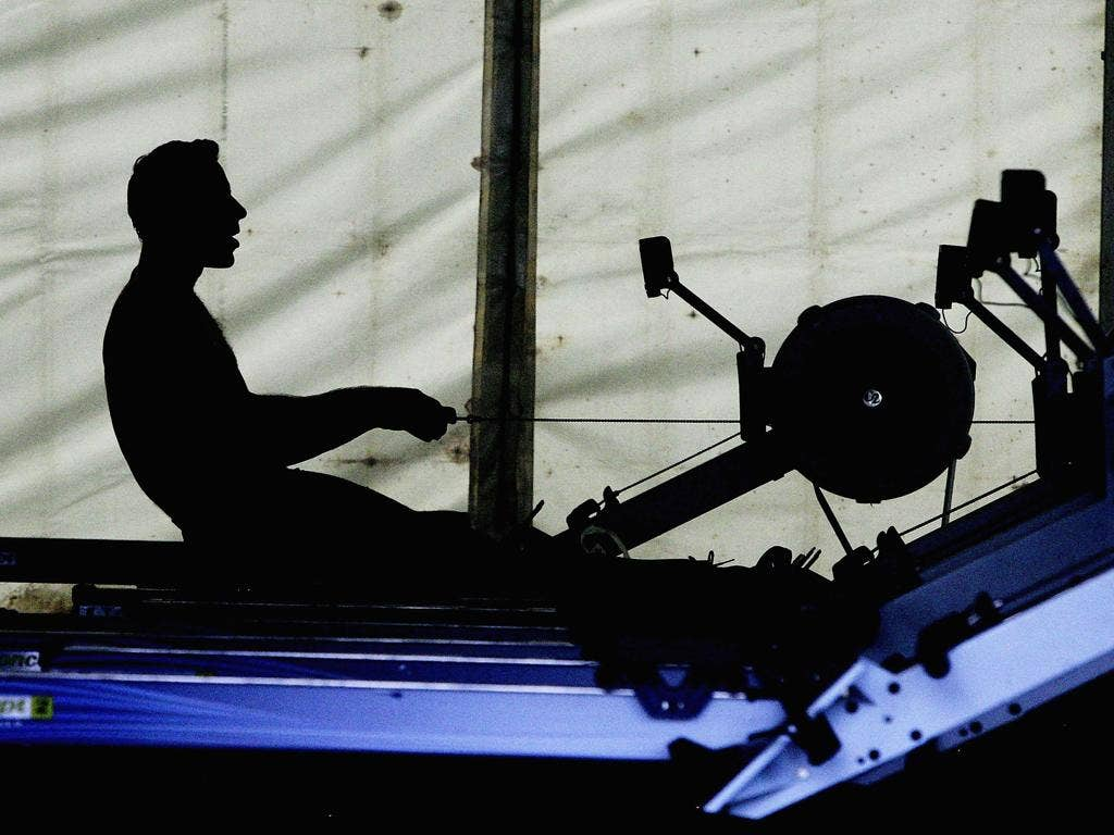 I hope the news that rowing caused andrew marrs stroke wont put i hope the news that rowing caused andrew marrs stroke wont put anyone off exercising the independent fandeluxe Image collections
