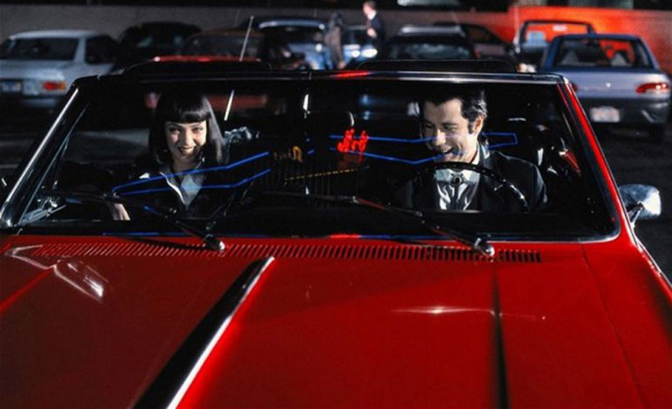 Found the cult Chevrolet Malibu Tarantino 52