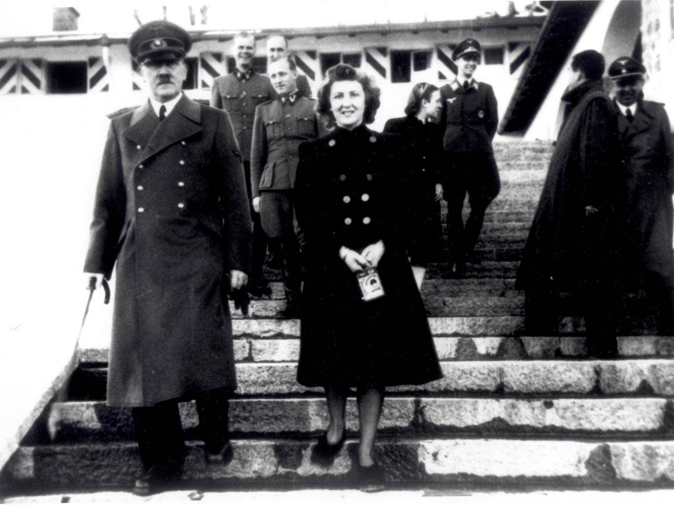 eva braun and hitler relationship mussolini