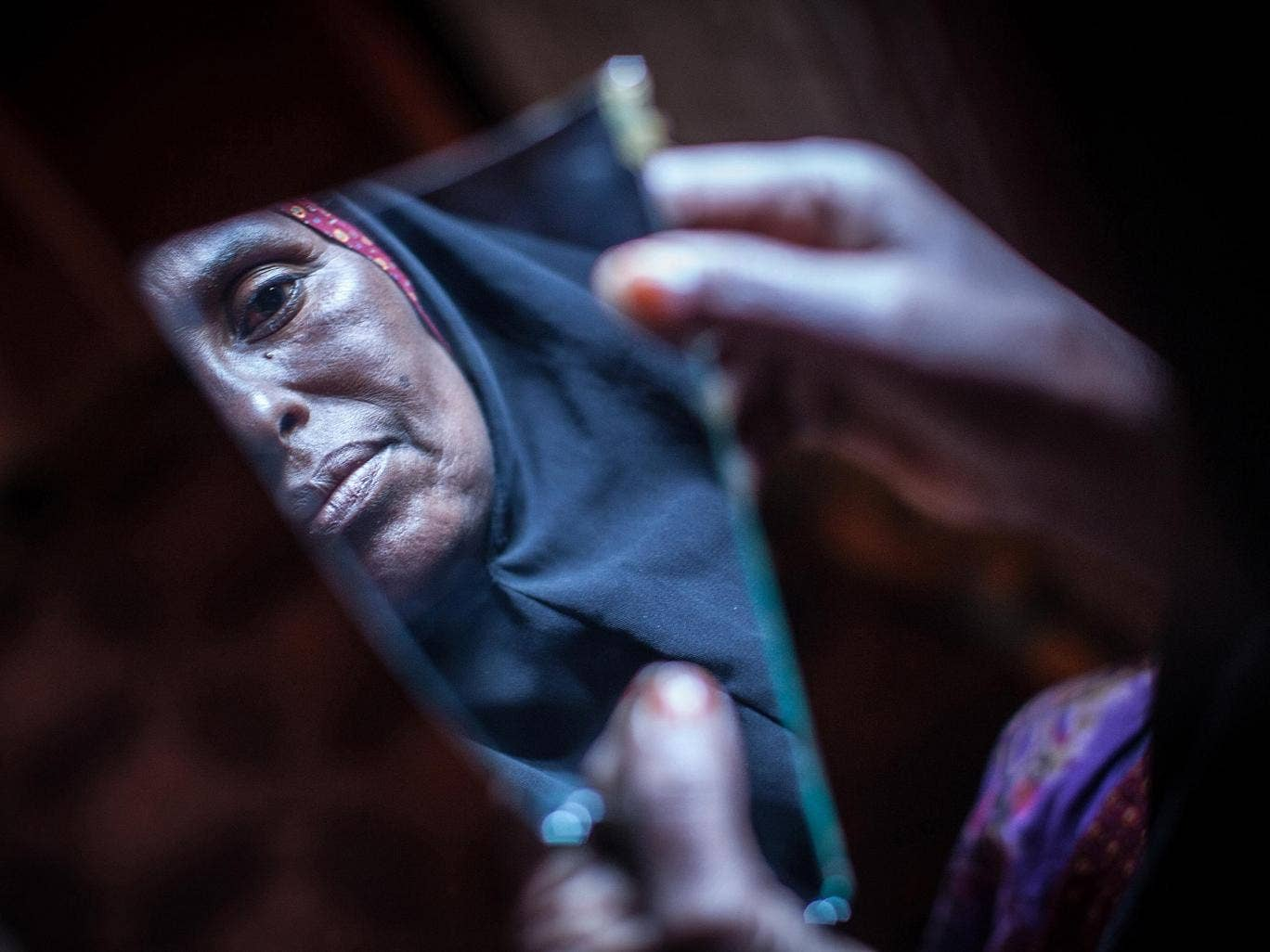 Finnish photographer witnessed two girls being circumcised in Kenya