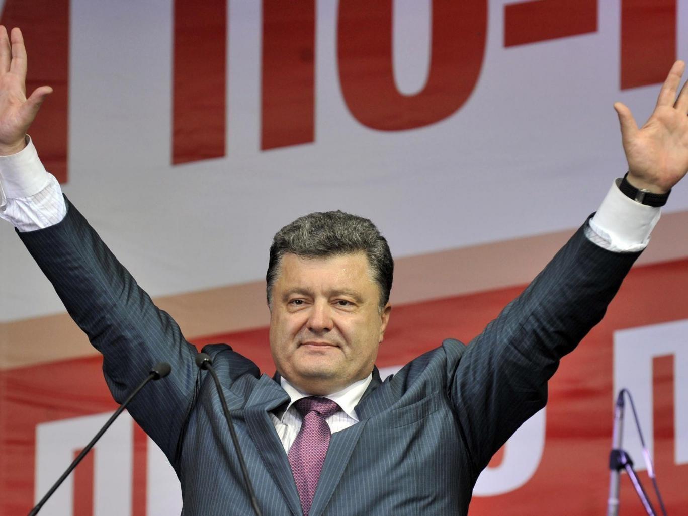 Poroshenko: SBU officer killed Bandera