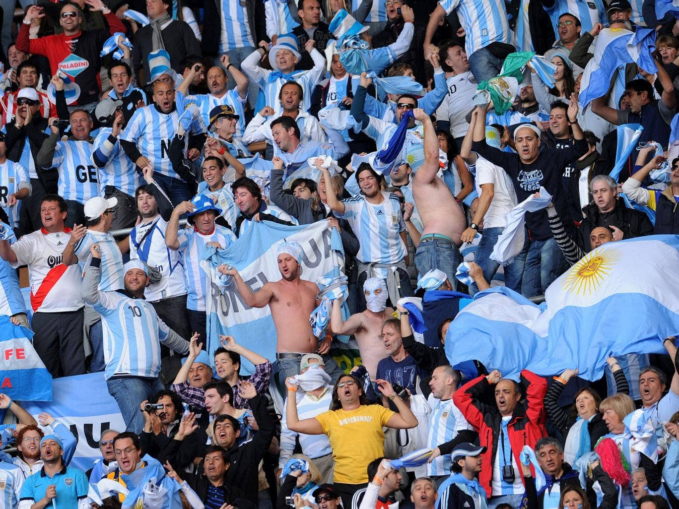 Argentina Hardcore 106