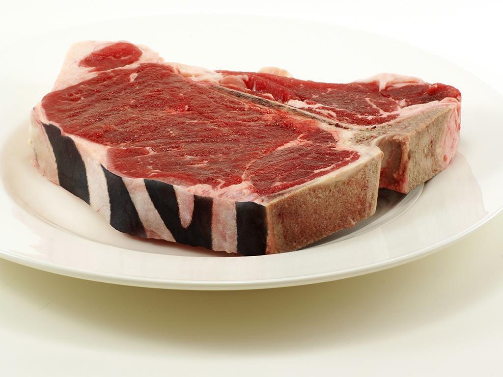 Zebra Steak