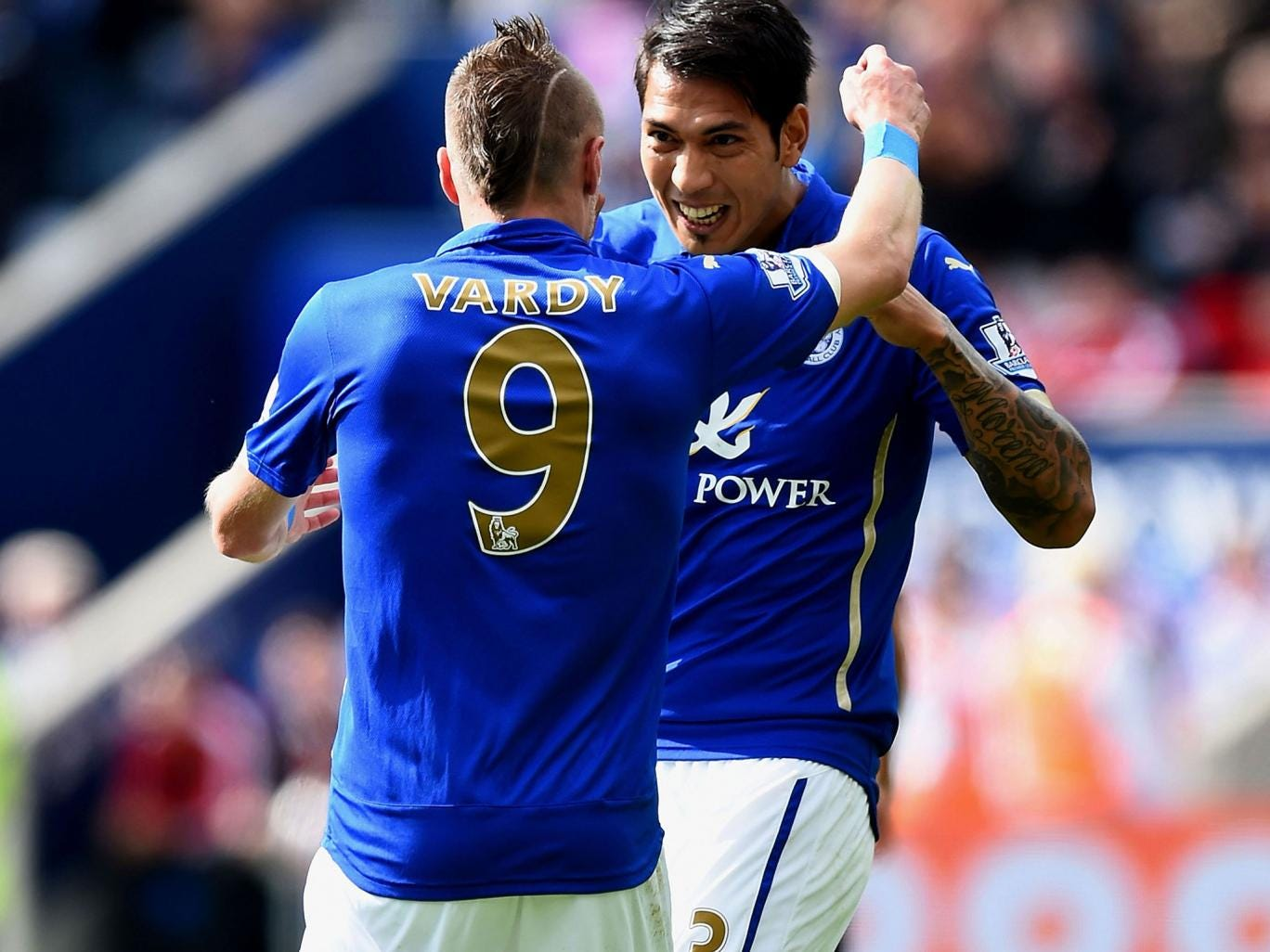 Leicester City 5 Manchester United 3: Mario Balotelli And