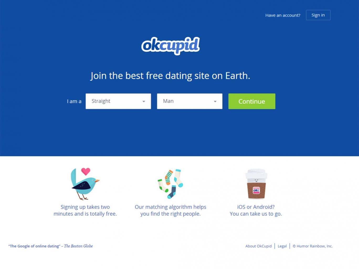 Okcupid online dating email tips