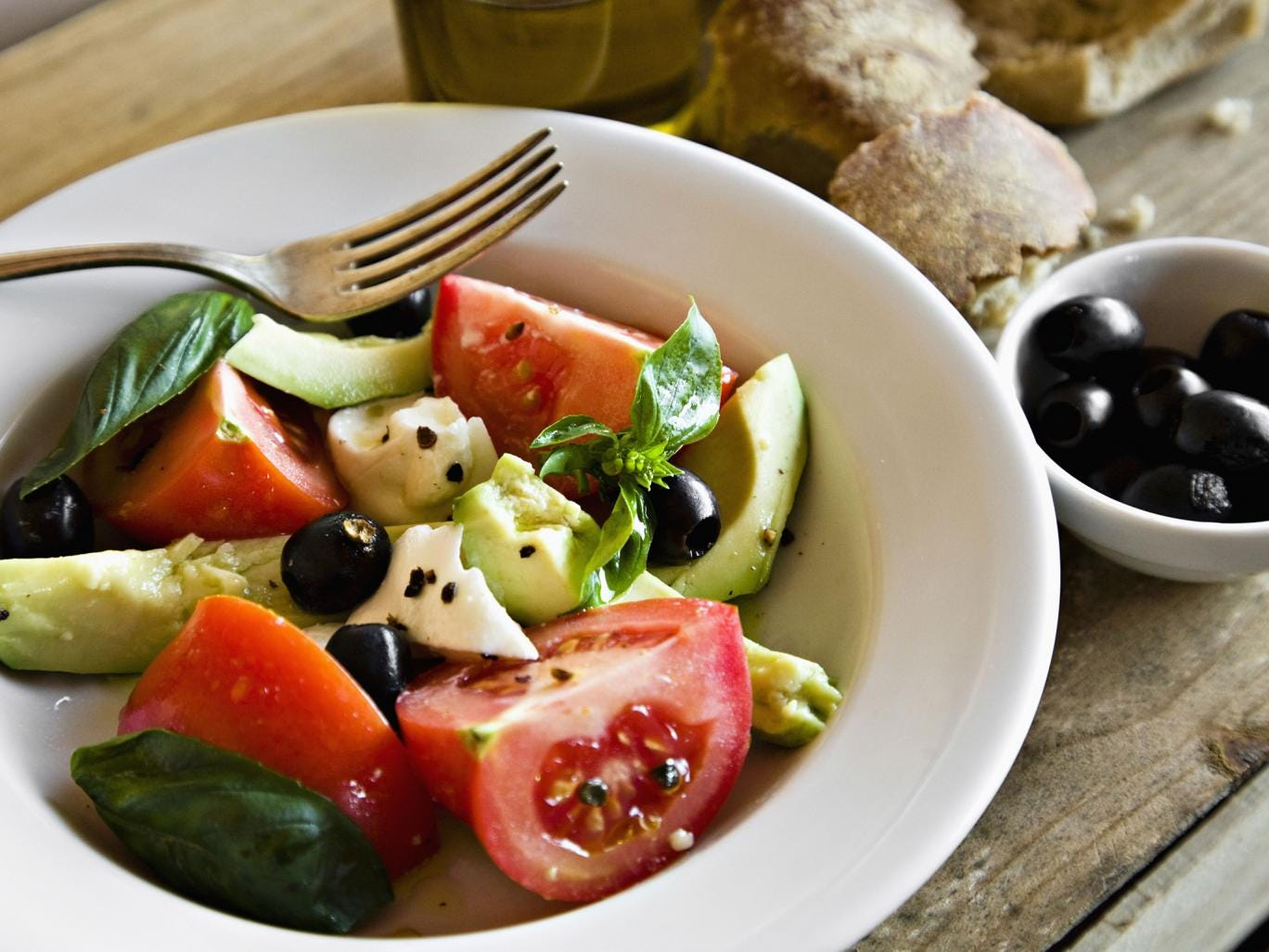 Mediterranean Diet: The Secret To A Long Life... Drink A