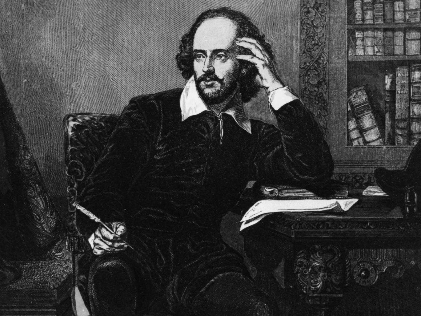 William Shakespeare as a dramatist