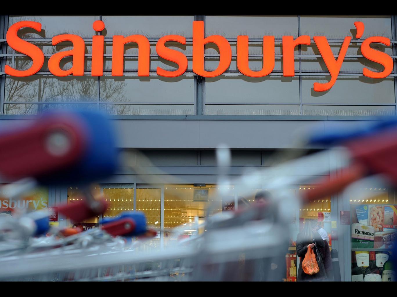 Asda, Tesco, Morrisons, Marks & Spencer, Sainsbury's ...