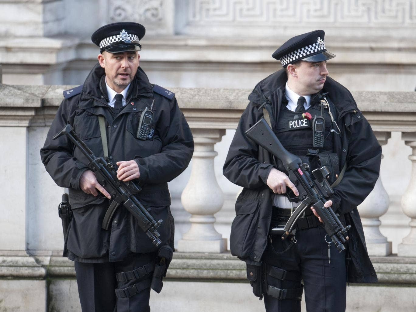 Armed Police In England And Wales Only Fired Their Weapons