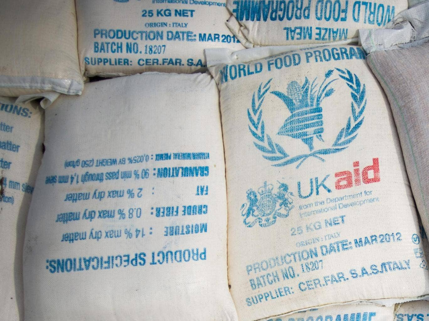 This is why the foreign aid budget must be protected – whatever the ...