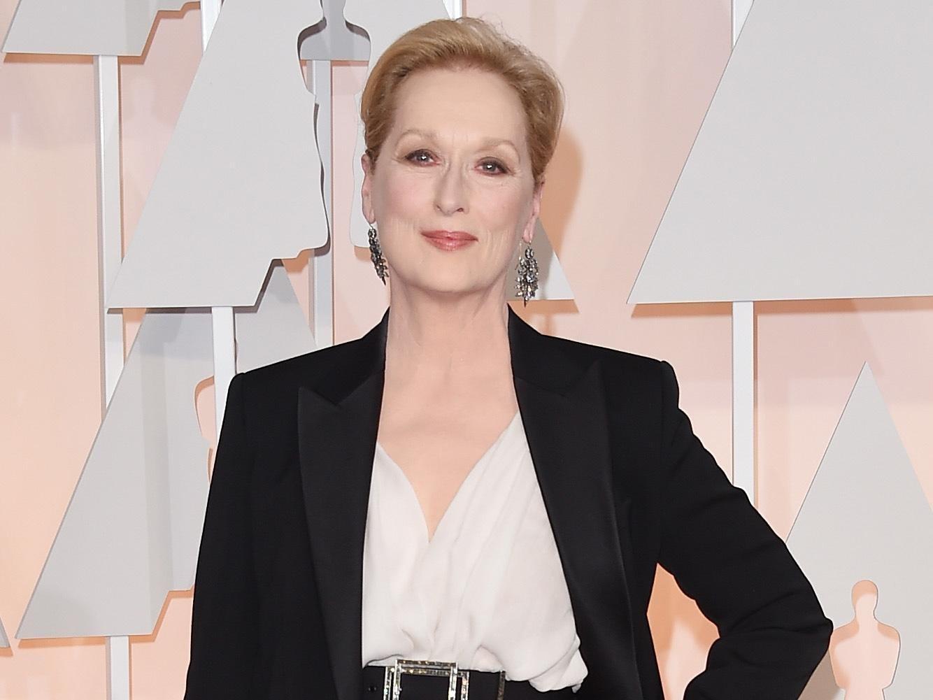 Meryl Streep Sex 58
